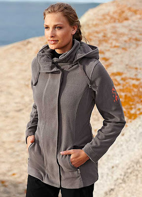 Fleece jacket, winter outerwear, gotapparel.com, fleece jacket for winter, women's fleece, seasonal clothing, Ladies clothing