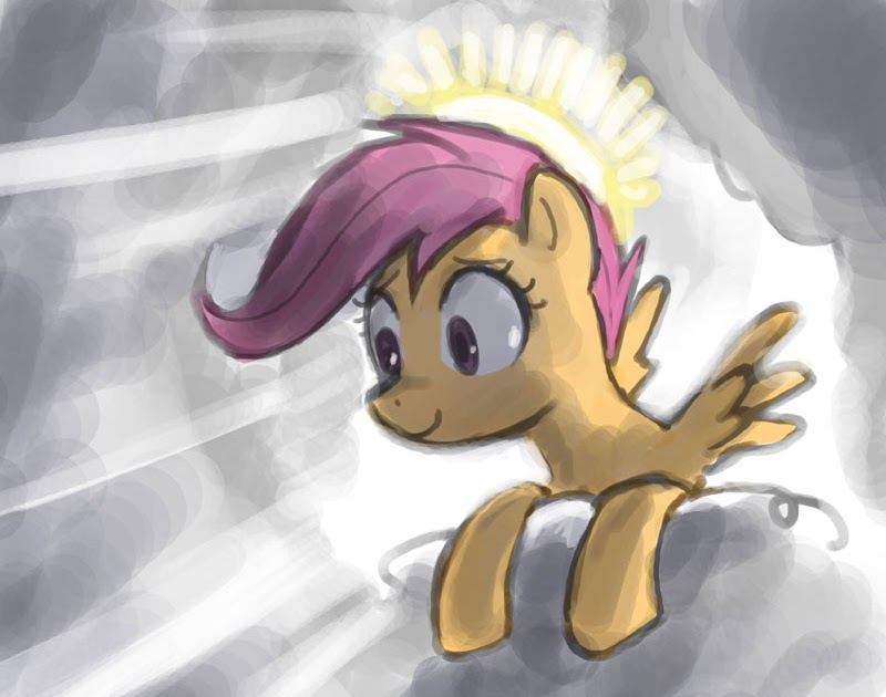 Equestria Daily Mlp Stuff Story Scootaloo S Parents