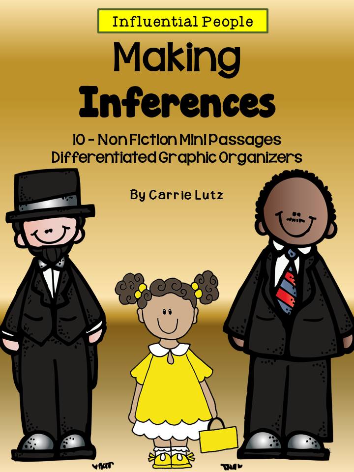 https://www.teacherspayteachers.com/Product/Making-Inferences-11-Mini-Passages-Influential-People-1096072
