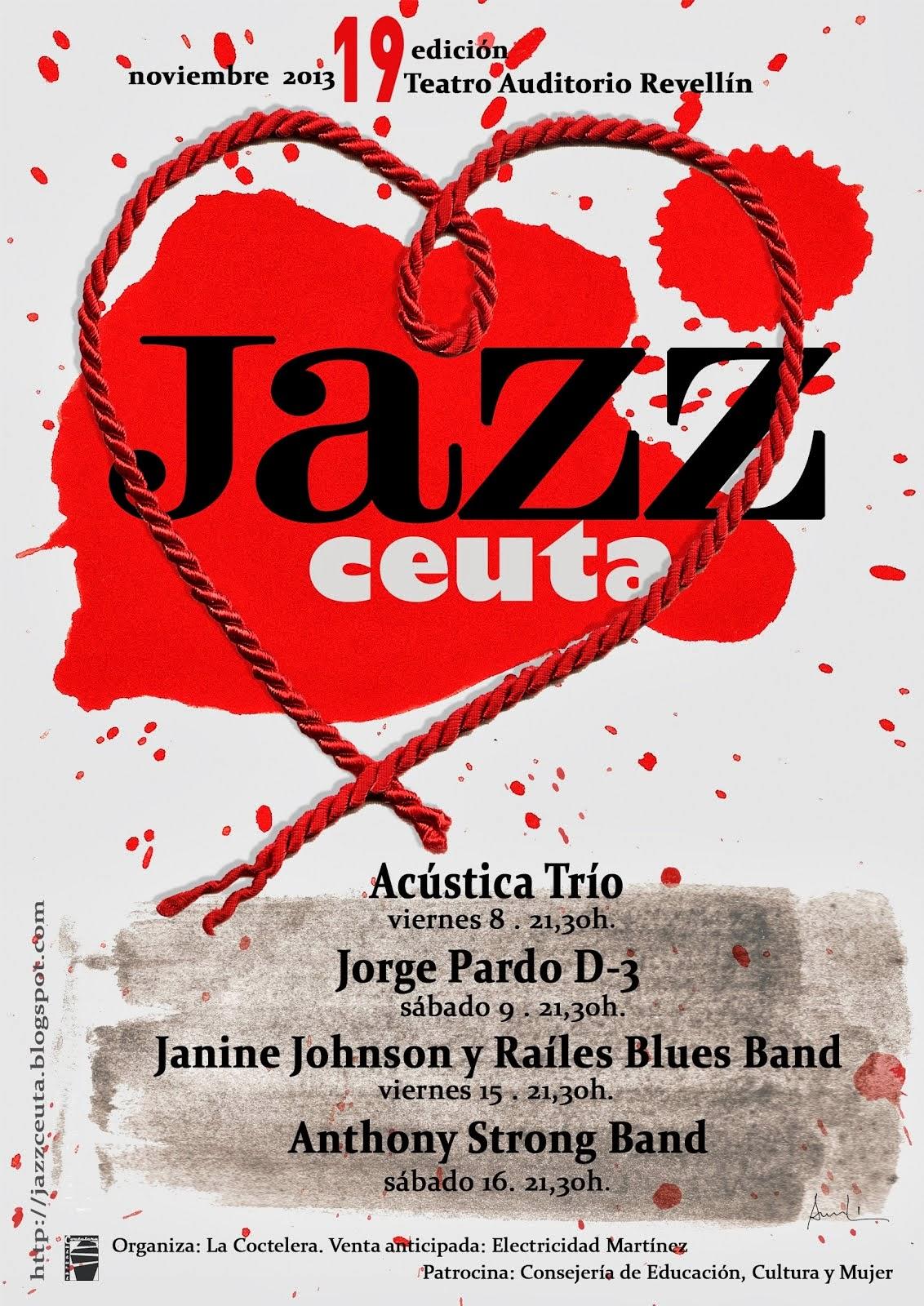 XIX festival de jazz de Ceuta
