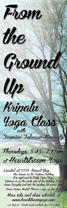 Ground Up Kripalu on Thursdays