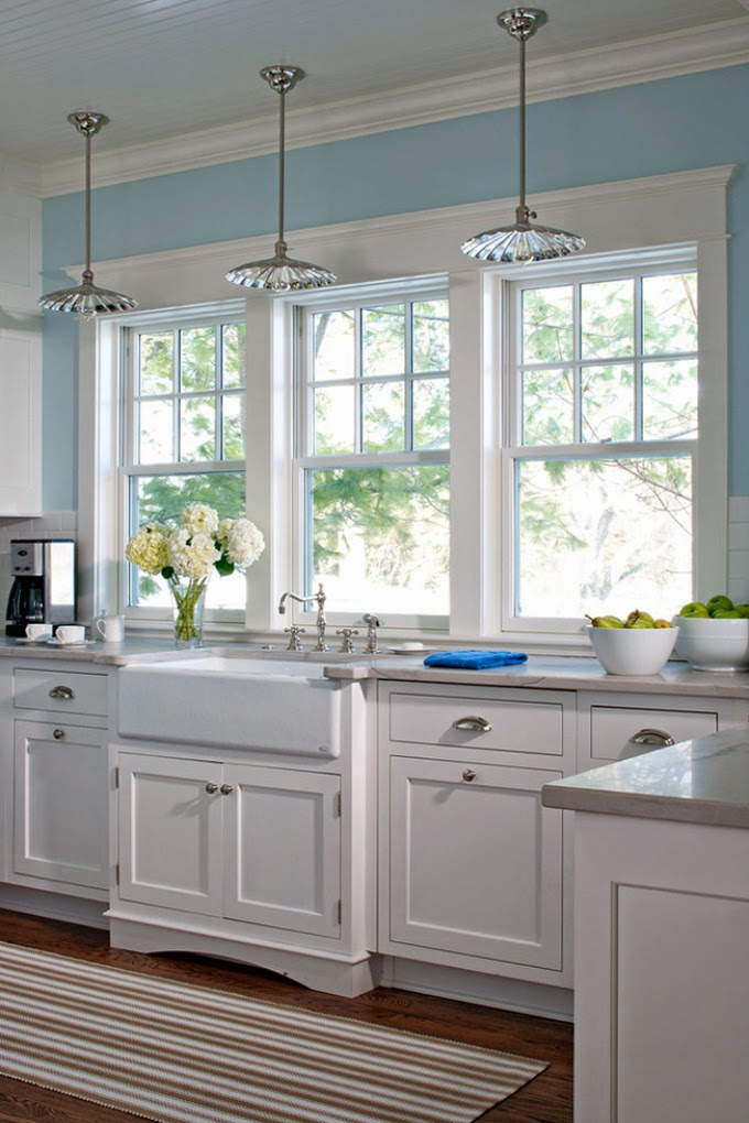 House of turquoise signature kitchens for Narrow windows for sale