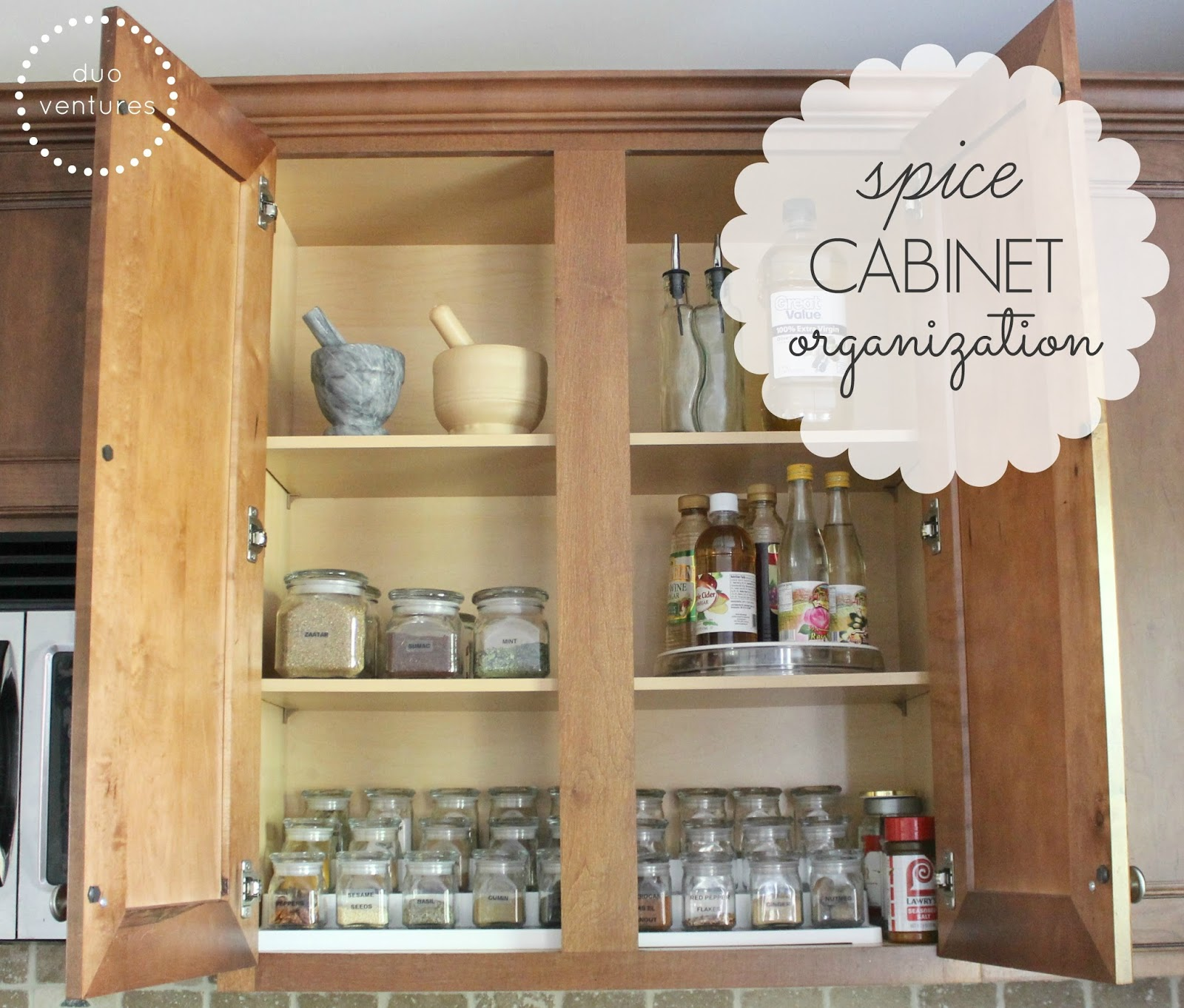 Spice CabiOrganization