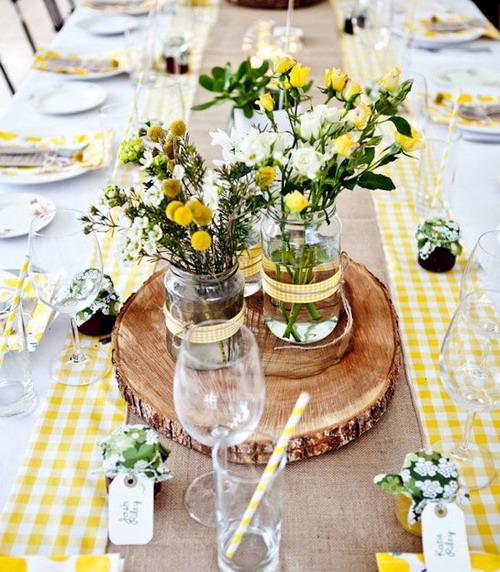 El jardin de los sue os diy mesas de verano 2 - Mesas de verano ...