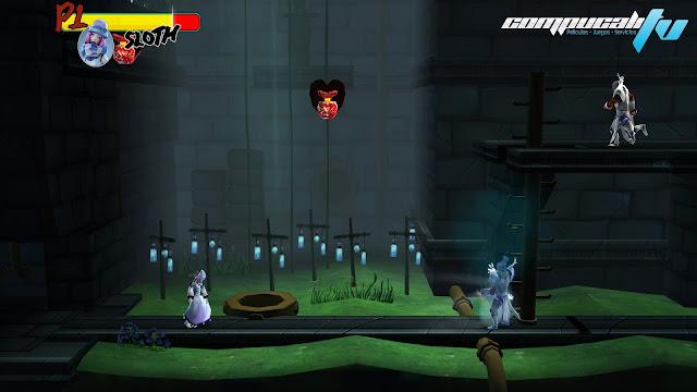 Party of Sin PC Full Español Descargar Juego 2012