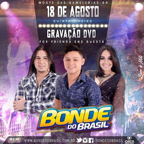 Gravação do DVD For Friends End Guests - Bonde do Brasil 2016
