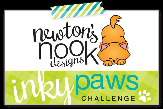 Newton's Nook  Inky Paws Challenge