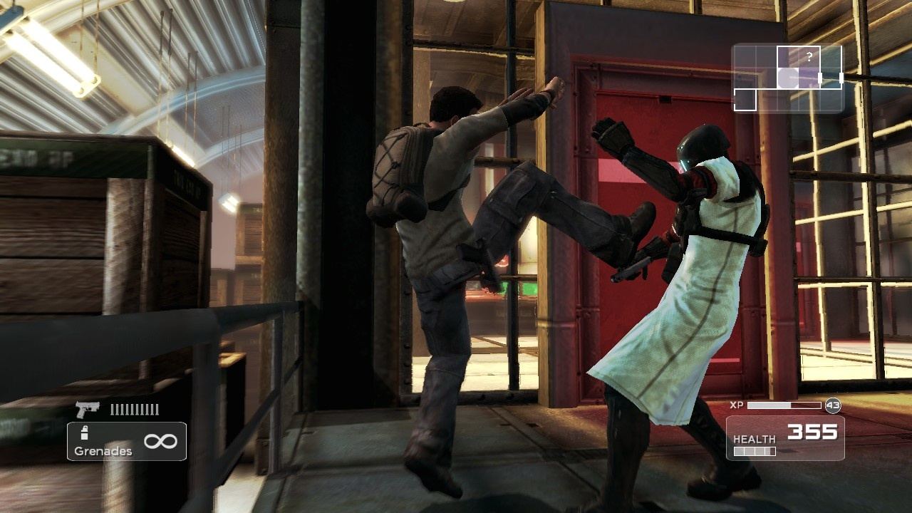 Shadow Complex Review Old School Meet New School The Thoughtful