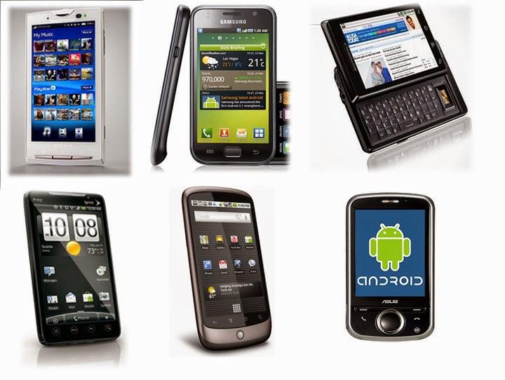 Kumpulan Daftar Harga Handphone Android Terbaru JUNI 2014