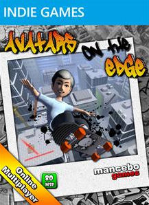 avatars on the edge box art Avatars On The Edge (XB360)   Now Available On Xbox Live Indie Games Channel   Press Release