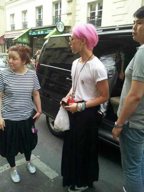 g-dragon in paris 120628