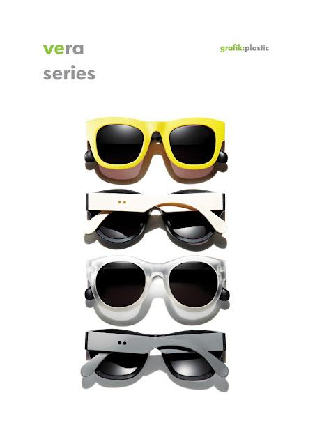 Occhiali Grafik:Plastic