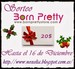 Sorteo con Born Pretty