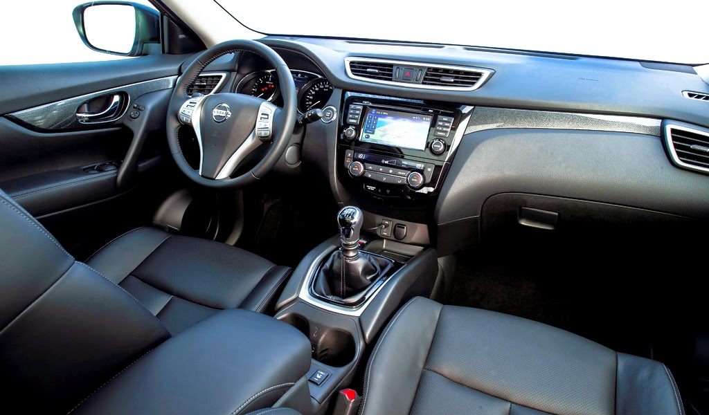 2014 Nissan X-Trail Interior Pictures