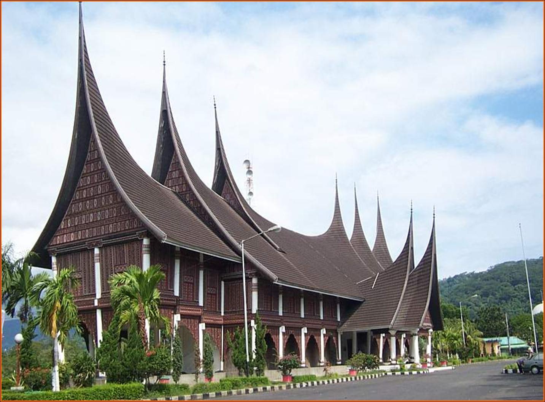 gambar rumah adat tradisional indonesia erakatacom page