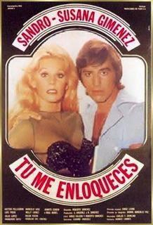 Tu me enloqueces (1976) DVDRip Latino