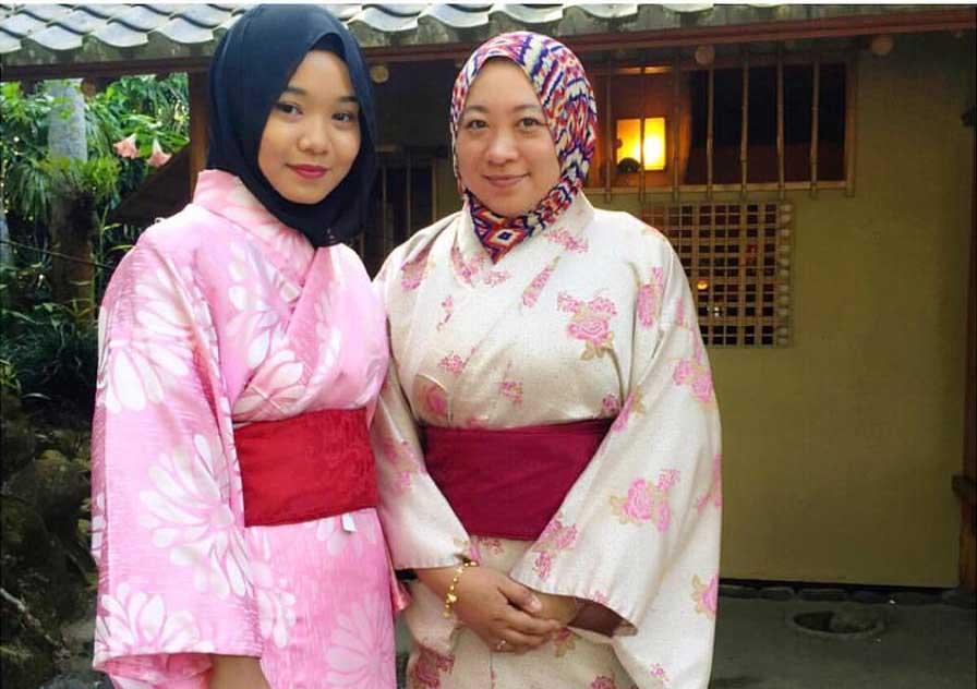 Anak Dara Mak Jepun Sis Lin