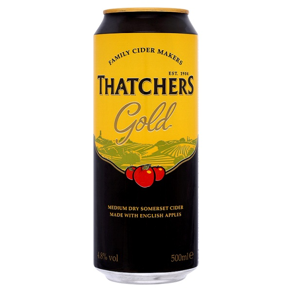 Thatchers Gold