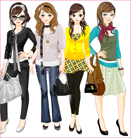 Roiworld Fashion Games - Dress Up Games from A to Z