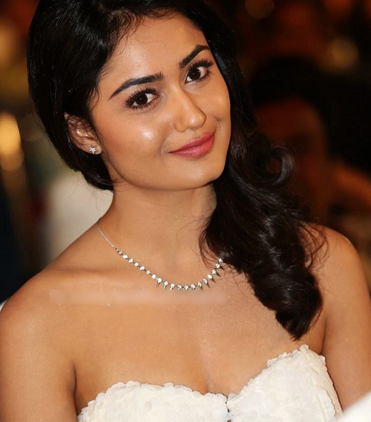Tridha Choudhury white dress