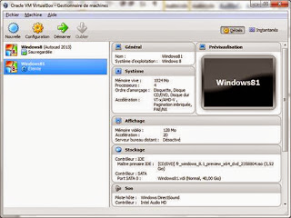 Windows 8 in VirtualBox