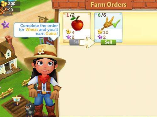 Android FarmVille 2 Apk Oyun resimi 2