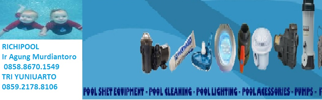supplier perlengkapan kolam renang