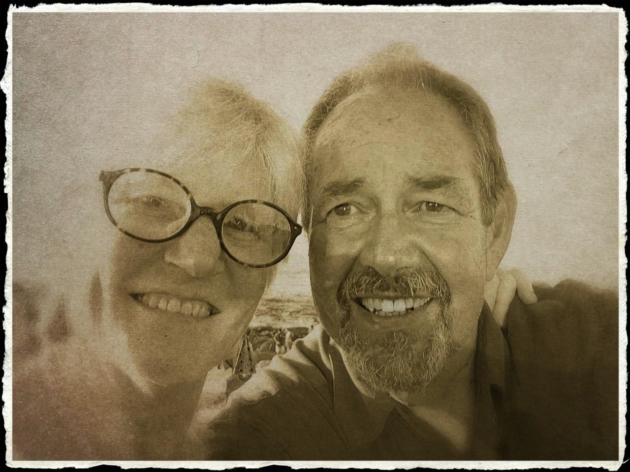 John and Deb in Nicaragua