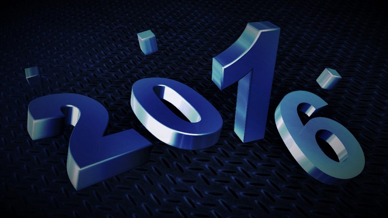 New Year HD Images Background