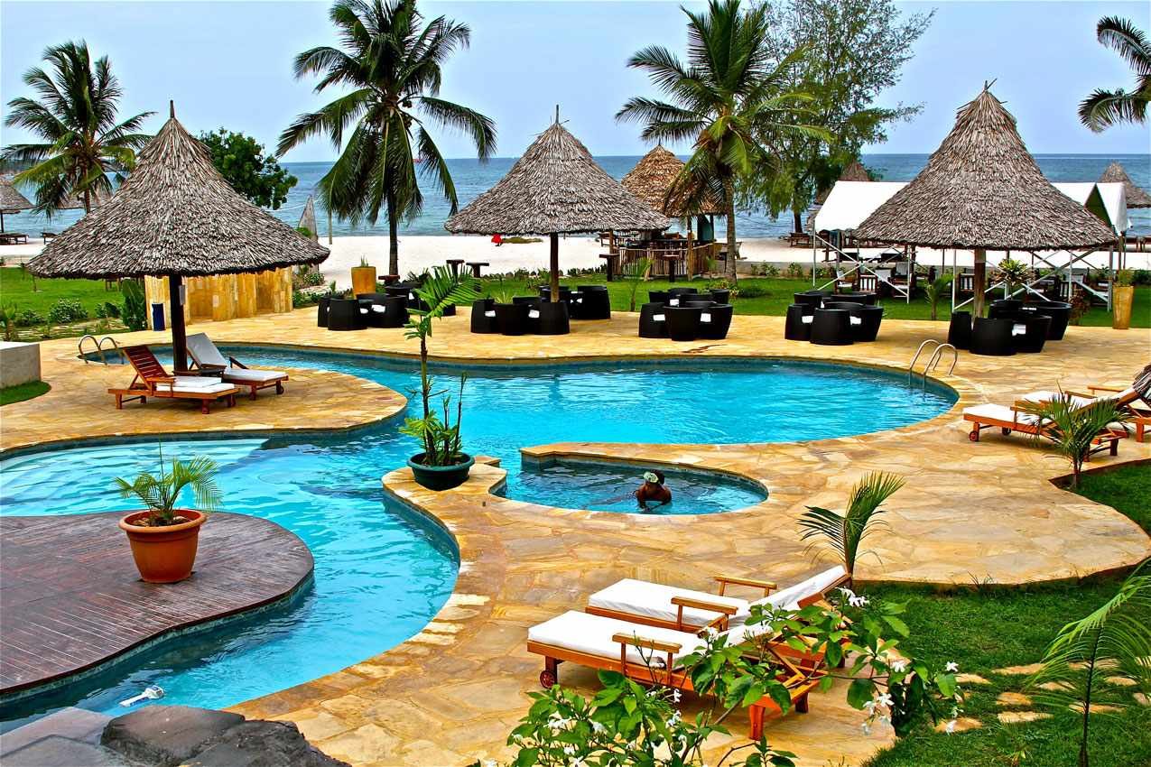 Dida mitikisiko welcome to kijiji beach kigamboni dar es salaam for Swimming pools in dar es salaam