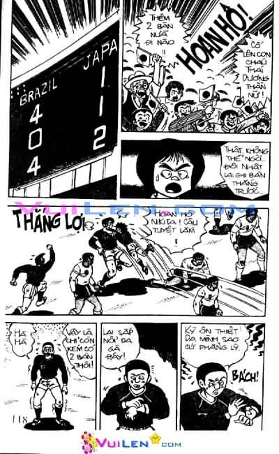 Jindodinho - Đường Dẫn Đến Khung Thành III  Tập 18 page 118 Congtruyen24h