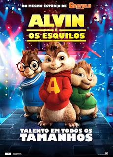 Assistir Alvin e os Esquilos Dublado Online HD