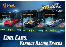 3D Fury Racing Free Download for Android
