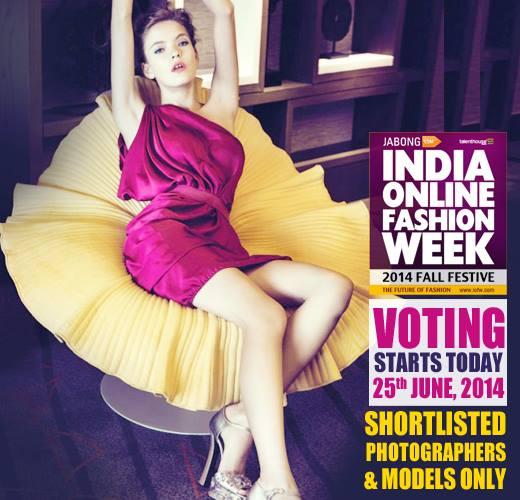 Jabong.com's India Online Fashion Week