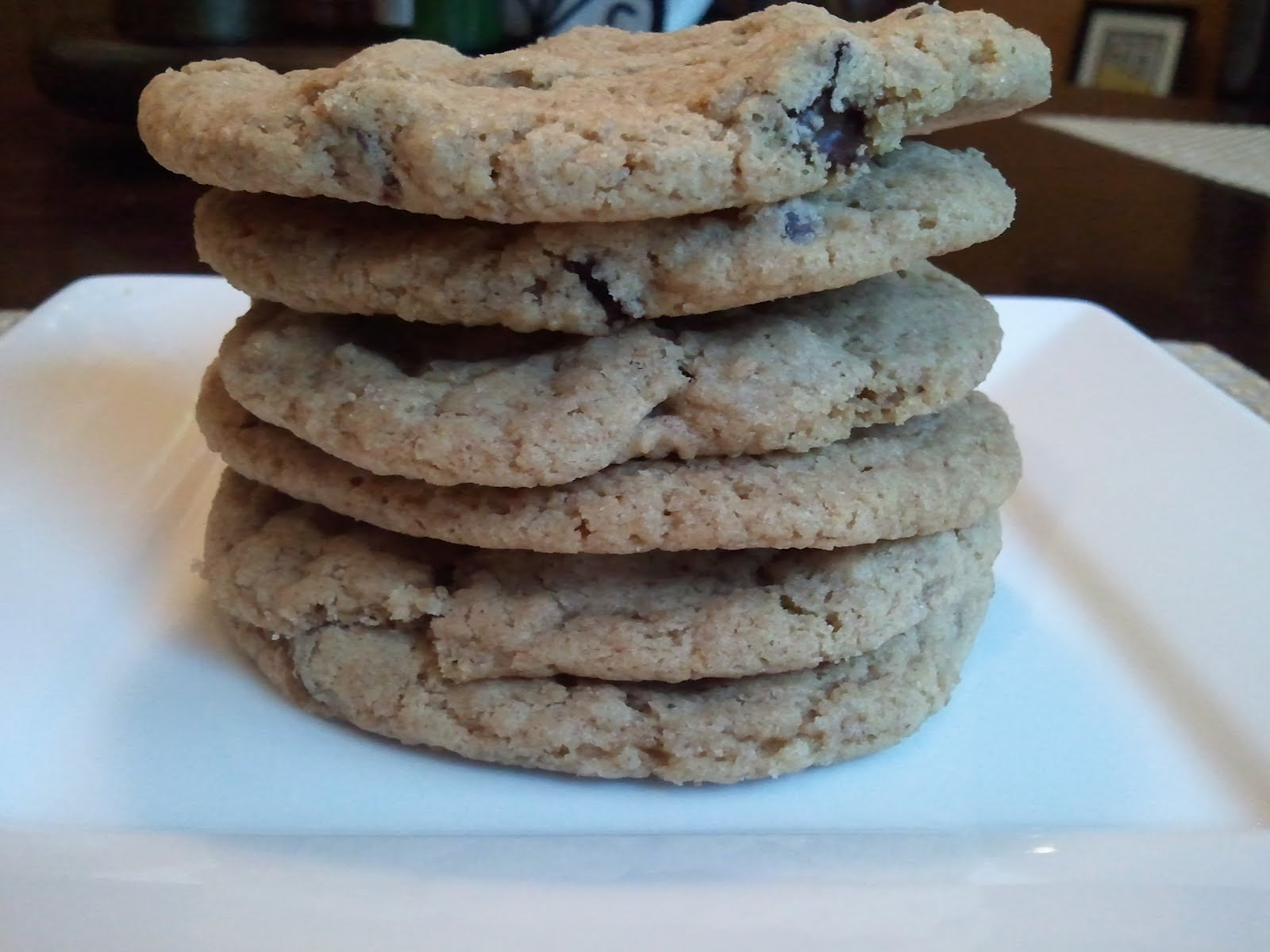 Calories Tollhouse Chocolate Chip Cookies