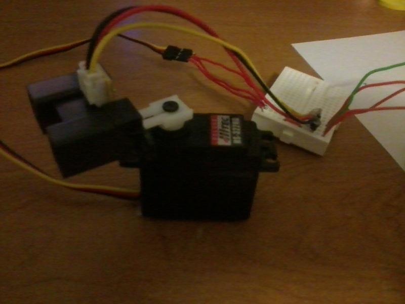 Arduino blag controlling your servos hs 322hd for How to program servo motor