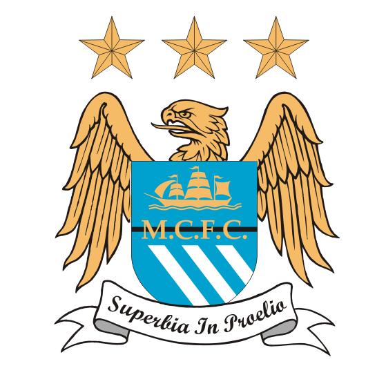 Logo Vector Klub Sepakbola Manchester City
