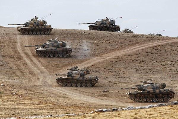 Turki akan buat rudal jarak jauh