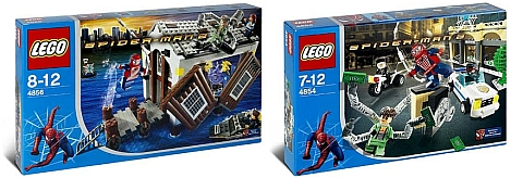 lego spider man 3 sets - photo #43