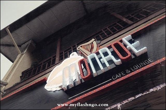 Penang : Food & Restaurant | 1926 Monroe 梦露酒吧咖啡馆与餐厅