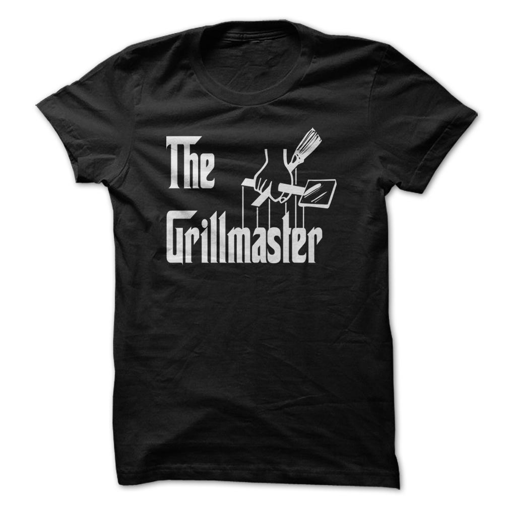 Grill BBQ Camping T Shirt