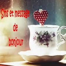 Message bonjour - messages de bonjour mon amour