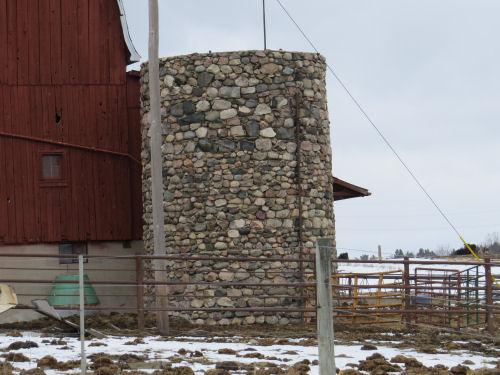 stone silo