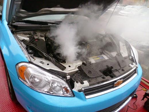 Cara Mencegah Mesin Terlalu Panas (Over Heating)