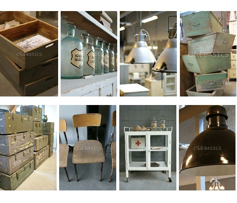Old BASICS: Industrieel Brocante is hot!