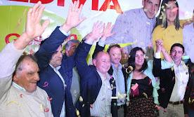 Rodrigo Valdivia logra triunfo en Panguipulli en una histórica votación de primarias municipales