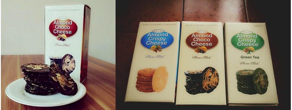 Almond Cookies Surabaya Cookies Khas Surabaya Yang