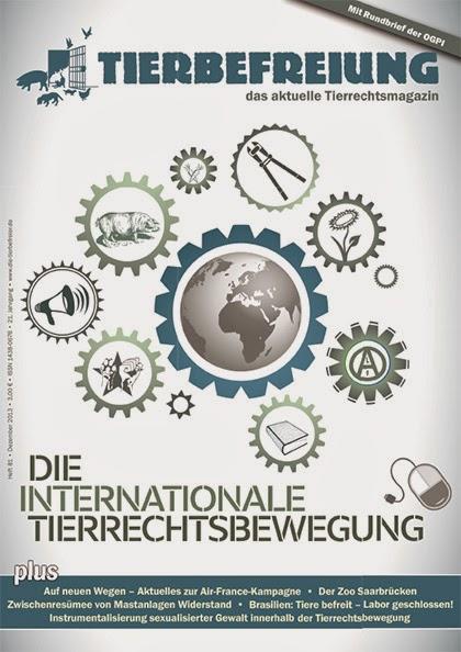 Magazin Tierbefreiung