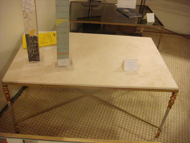 atlanta interior designer showcases Kathy Slater's New Orleans coffee table
