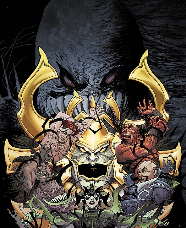 Amatsu-Mikaboshi (Marvel Comics) Character Review - Ready for Action2
